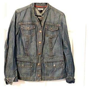 Tommy Hilfiger Denim Jacket Size Large